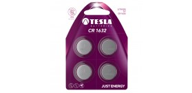 CR1632 B4 LITIO 3V TESLA B.