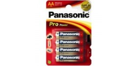 LR6PP B4 STILO AA 1,5v PANASONIC PRO POWER