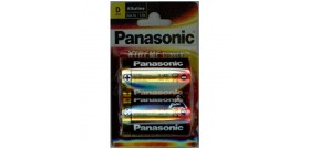 LR20PP B2 TORCIA D 1,5v PANASONIC PRO POWER