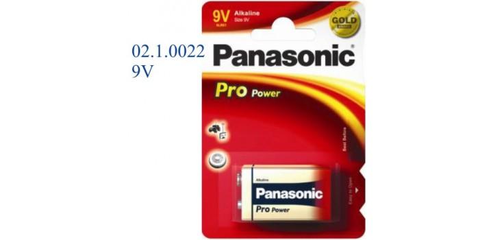 6LR61X B1 9V PANASONIC PRO POWER