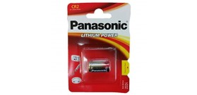 CR2 B1 LITIO 3V PANASONIC POWER (DLCR2/KCR2/CR17355)