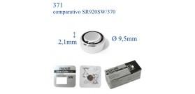 371 ossido argento 1.55v MAXELL SR920SW