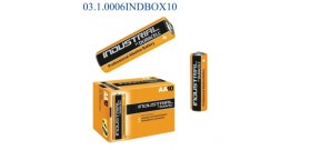 MN1500 STILO AA 1.5V DURACELL INDUSTRIAL ALKALINE x10