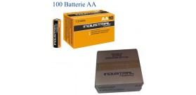 100 MN1500 STILO AA 1.5V DURACELL INDUSTRIAL ALKALINE BOX