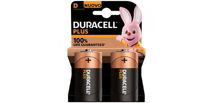 MN1300 B2 TORCIA D 1.5V PLUS POWER DURACELL