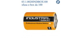 MN1300 TORCIA D 1.5V DURACELL INDUSTRIAL ALKALINE x1
