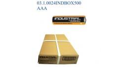 MN2400 MINISTILO AAA 1.5V INDUSTRIAL DURACELL x500