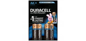 AA B4 STILO 1.5V ULTRA POWERCHECK DURALOCK DURACELL