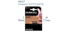 MN27 B1 ALKALINE 12V DURACELL