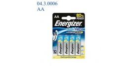 LR6 B4 STILO AA 1,5V ALK.HIGHTECH+80% ENERGIZER OFFERTA