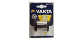 2CR5 B1 lithio 6v photo VARTA (scadenza 2013) OFFERTA