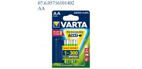 05716 B2 STILO 1.2V 2500/2600mAh R2U NI-MH VARTA OFFERTA