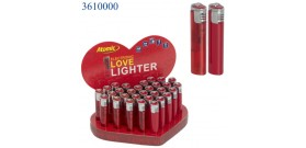 ACCENDINI ATOMIC LOVE LIGHTER 3610000 x30