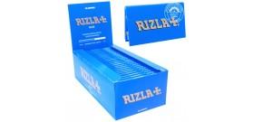 CARTINE RIZLA CORTE DOPPIA BLU x25 libretti