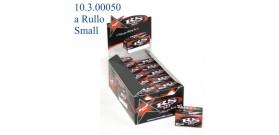 CARTINE ROLLS RED 1.0 SMALL SIZE 37mm x 4mt x24 ROTOLI