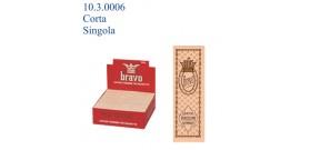 CARTINE BRAVO REX CORTE SINGOLE 40fg x100 libretti