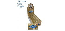 CARTINE SMOKING CORTE DOPPIE ORO 120fg x25
