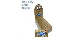 CARTINE SMOKING CORTE DOPPIE ORO 120fg x25 libretti