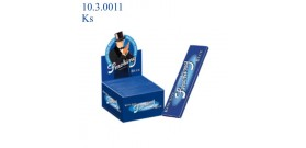 CARTINE SMOKING KS BLUE 33fg x50 libretti