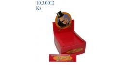 CARTINE SMOKING KS RED 33fg x50 OFFERTA