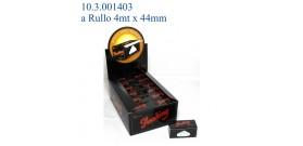 CARTINE SMOKING ROLLS DE LUXE 4mt x 44mm x24 rotoli