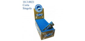 CARTINE SMOKING CORTE SINGOLE BLUE 60fg x50 libretti