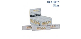 CARTINE RIZLA KS SLIM SILVER 32fg x50