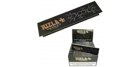 CARTINE RIZLA KS SLIM BLACK ULTRA THIN 32fg x50libretti OFFE