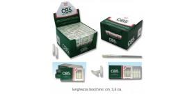 10 MICROBOCCHINI CB5-SLIM xSIGARETTA SLIM 5mm