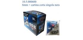 COMBIBAG OCB 50 FILTRI SLIM+1 SING.NERA BUSTA x50
