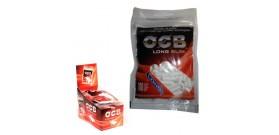FILTRI OCB 6mm SLIM +20mm+ LONGSLIM BOX 10 BUSTEx100filtri