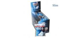 FILTRI OCB 6mm SLIM 15mm LISCI BOX 34 BUSTE x120 filtri