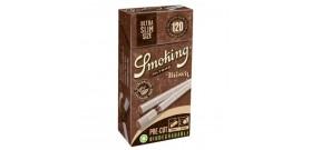 FILTRI SMOKING 5,7mm ULTRASLIM 14mm BROWN BOX 20 ASTUCCIx120