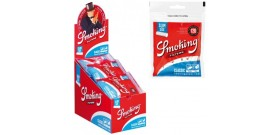FILTRI SMOKING 6mm SLIM 15mm BOX 30 BUSTE x120 filtri