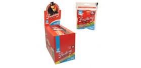 FILTRI SMOKING 6mm SLIM 15mm BOX30 BUSTEx120 filtri+C.ORANGE