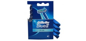 4 RASOI GILLETTE BLUE II PLUS BLISTER