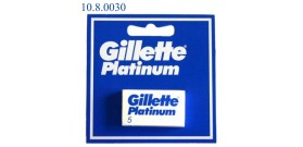 RICAMBI GILLETTE PLATINUM 5 lame