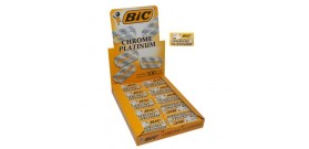 LAME BIC CHROME PLATINUM x5 lame