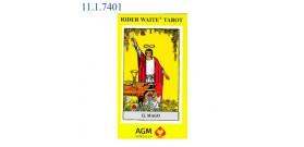 TAROCCO RIDER WAITE TAROT 78 CARTE 12380