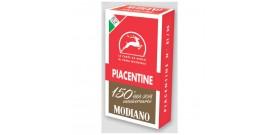MODIANO PIACENTINE ROSSO N.81/25 150° ANNIVERSARIO