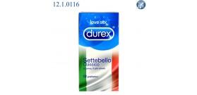 SETTEBELLO CLASSICO DUREX x12 BANCO