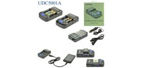 CARICATORE UNIVERSALE BATTERIE:VID/DIG/AA/AAA/USB 2-POWER