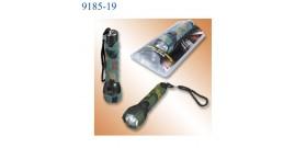 TORCIA MIMETICA PLASTICA 6070(x2AAn.i.)°4,2x16,5cm