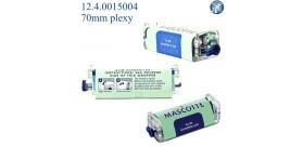 MACCHINETTA MASCOTTE PLASTICA 70mm x Filtri 5,3mm/6mm