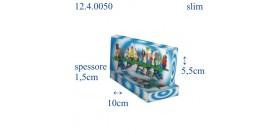 SCATOLE VUOTE x D.A. SLIM 10x5,5x1,5cm