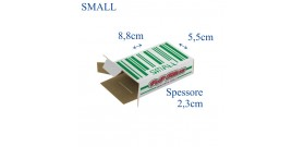 250 SCATOLE VUOTE x DISTR.AUT. SMALL 8,7x6x2,8cm