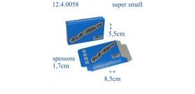 SCATOLE VUOTE x D.A.SUPER SMALL SCHEDE 8,5x5,5x1,7cm