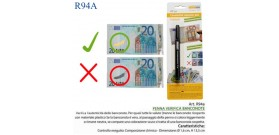 PENNA VERIFICA BANCONOTE RP50 BLISTER ®