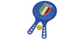 RACCHETTE COPPIA BEACH PLASTICA ITALIA ®