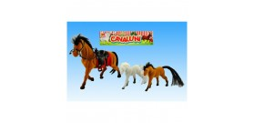 CAVALLO SET + 2 PONY 2/CO BUSTA
